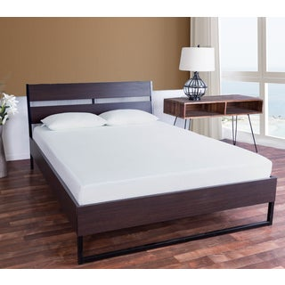 Icon Sleep by Somette 10-inch King-size Gel Memory Foam Mattress with Pillows