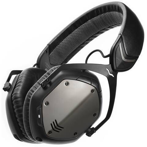 V-MODA Crossfade Wireless Over-Ear Headphones - Gunmetal Black