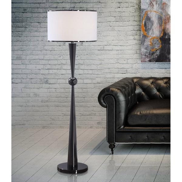 HomeTREND Dione Metal Floor Lamp