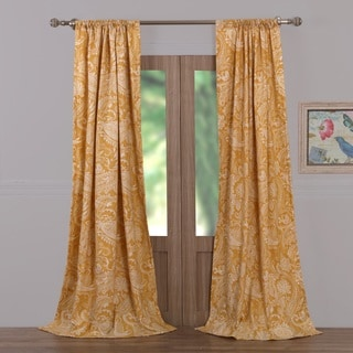 Barefoot Bungalow Samsara Curtain Panel Pair