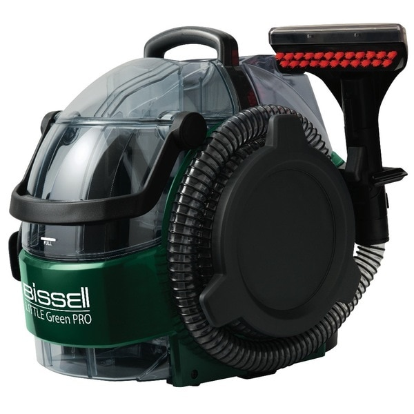 "Bissell Commercial BGSS1481 ""Little Green Pro"" Carpet Cleaner. Opens flyout."