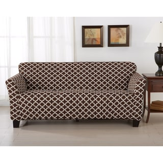 Pleasing Buy Sofa Couch Slipcovers Online At Overstock Our Best Machost Co Dining Chair Design Ideas Machostcouk