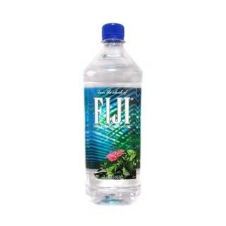 Fiji Water 1-liter Bottles (Case of 12)