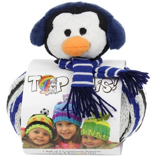DMC Top This! Yarn-Penguin