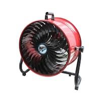 MaxxAir 16-Inch High Velocity Turbo Floor Fan