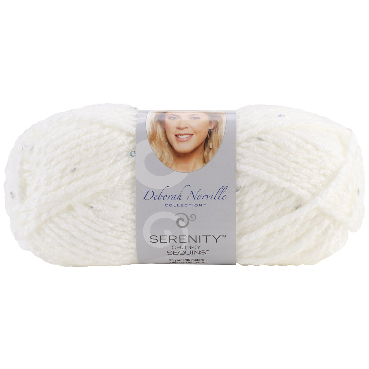 Premier Deborah Norville Collection Serenity Chunky Sequi...