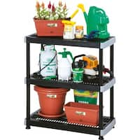 Rimax Heavy Duty 3 Tier Storage Shelving