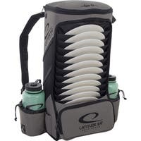 Latitude 64 Easy-Go Grey Backpack Disc Golf Bag