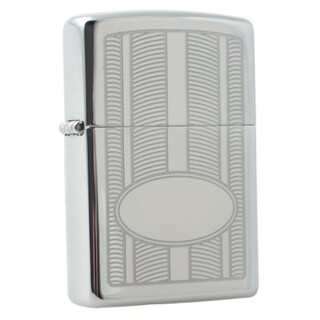 Link to Zippo Oval Design High Polish Chrome Windproof Lighter Similar Items in Humidors & Accessories