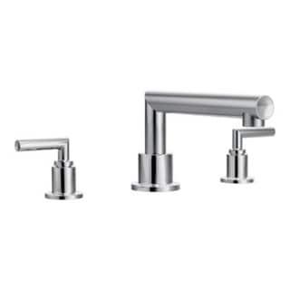 Moen Arris Two-Handle Roman Tub Faucet, Chrome (TS93003)