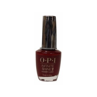 OPI Nail Lacquer Infinite Shine Can't Be Beet!