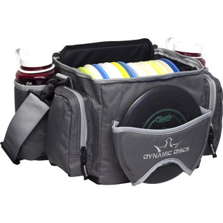 Dynamic Discs Soldier Dark Grey Disc Golf Bag