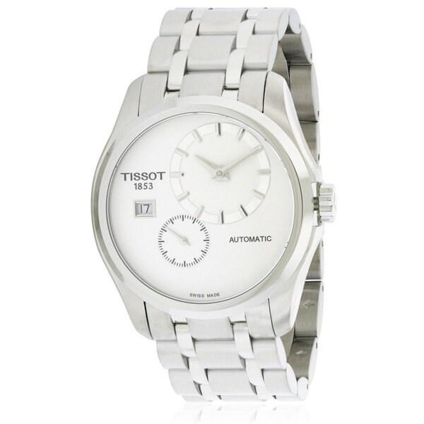 Tissot Couturier Men's Watch T0354281103100. Opens flyout.