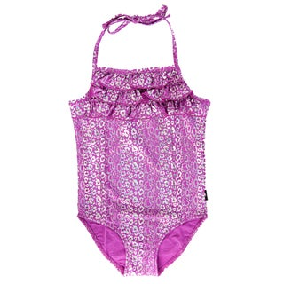 Shimmertail Collection Girls' Mermaid One-piece Swimsuit