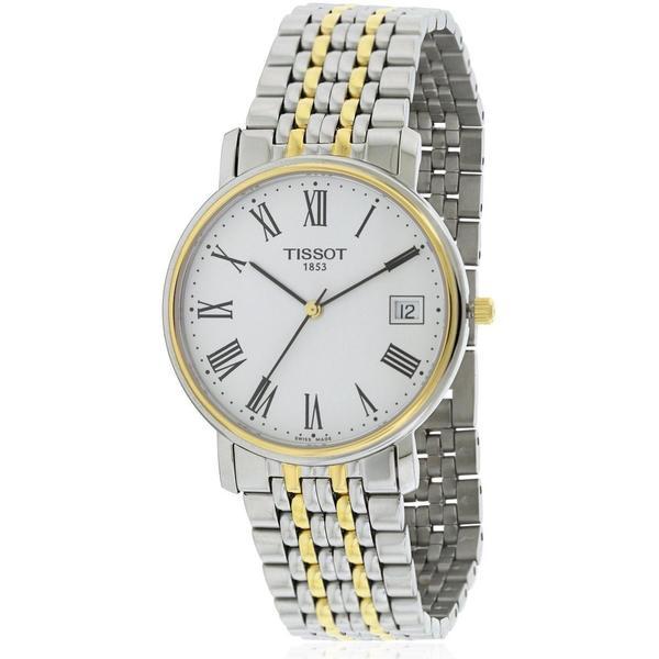 Shop Tissot T-Classic Desire Men s Watch - Free Shipping Today ... a9b45102353