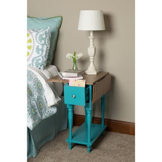 Kate and Laurel Sophia Rustic Wood Top Drop Leaf End Table|https://ak1.ostkcdn.com/images/products/14639239/P21178710.jpg?impolicy=medium