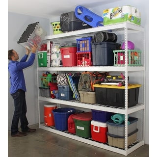 SafeRacks Freestanding Shelf