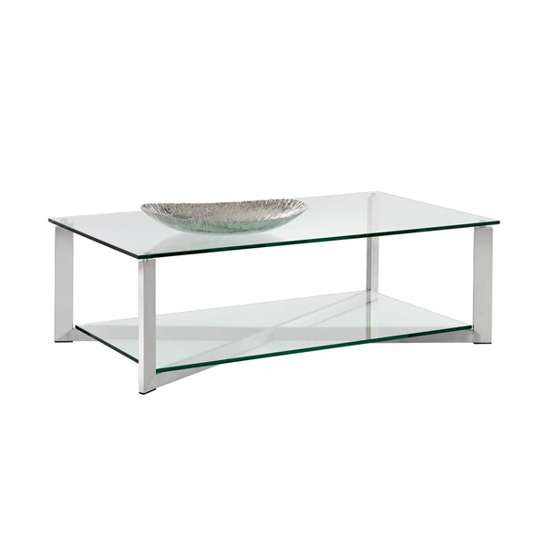 Sunpan Xavier Rectangular Coffee Table