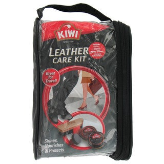 Kiwi 14500 Leather Care Kit