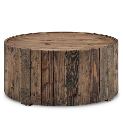 Round Wood Coffee Table.Buy Round Coffee Tables Online At Overstock Our Best Living Room