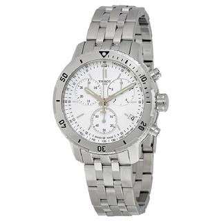 Tissot Men's T0674171103101 'T-Sport PRS 200' Chronograph Stainless Steel Watch