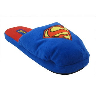 DC Comics Superman Plush Slippers