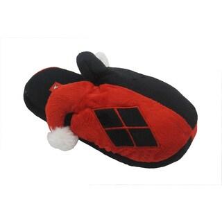 Harley Quinn Plush Slippers