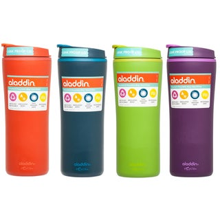 Aladdin 10-01927-001 16 Oz. Recycled/Recyclable Mug Assorted Colors
