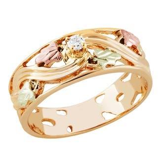 Black Hills Gold Diamond Ring|https://ak1.ostkcdn.com/images/products/1464053/P1125215.jpg?impolicy=medium