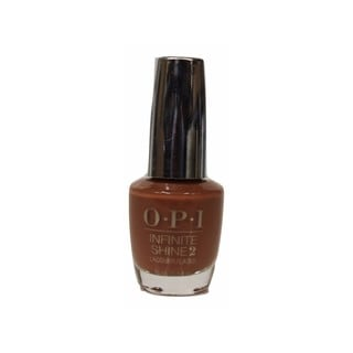 OPI Nail Lacquer Infinite Shine Brains and Bronze