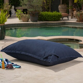 Elwood Outdoor 6 foot Sunbrella Lounger by Christopher Knight Home