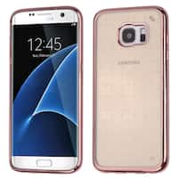Insten Rubber Candy Skin Case Cover For Samsung Galaxy S7 Edge