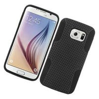 Insten Hard Snap-on Dual Layer Hybrid Case Cover For Samsung Galaxy S6 SM-G920