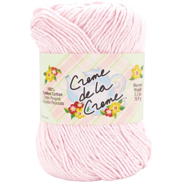 Creme de la Creme Yarn-Pale Pink