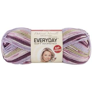 Deborah Norville Collection Everyday Print Yarn-Lilac Ridge