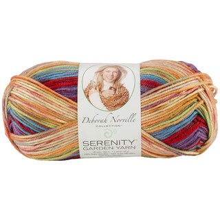 Deborah Norville Collection Serenity Garden Yarn-Gems