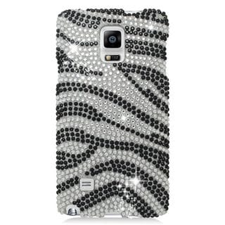 Insten Hard Snap-on Rhinestone Bling Case Cover For Samsung Galaxy Note 4
