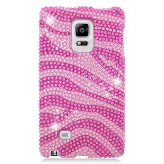 Insten Hard Snap-on Diamond Bling Case Cover For Samsung Galaxy Note Edge