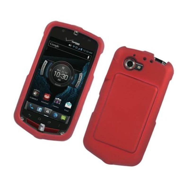Insten Hard Snap-on Rubberized Matte Case Cover For GzOne...