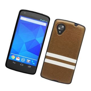 Insten Hard Snap-on Case Cover For LG Google Nexus 5 D820 D820