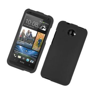 Insten Hard Snap-on Rubberized Matte Case Cover For HTC Desire 601