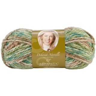 Deborah Norville Collection Serenity Chunky Yarn -Forest