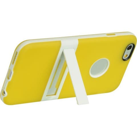 Insten Hard Snap-on Case Cover with Stand For Apple iPhone 6/ 6s