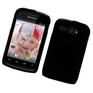 Insten Hard Snap-on Rubberized Matte Case Cover For Kyocera Hydro C5170