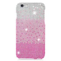 Insten Hard Snap-on Rhinestone Bling Case Cover For Apple iPhone 6 Plus/ 6s Plus