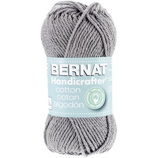 Handicrafter Cotton Yarn - Solids-Overcast