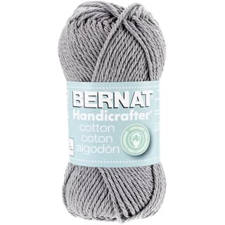 Handicrafter Cotton Yarn - Solids-Overcast|https://ak1.ostkcdn.com/images/products/14644211/P21183016.jpg?impolicy=medium