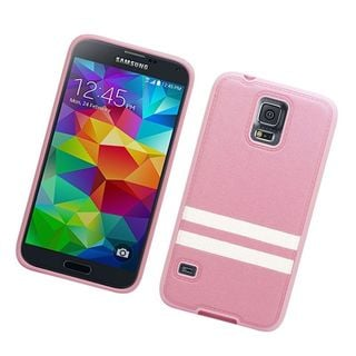 Insten Leather TPU Case Cover For Samsung Galaxy S5 SM-G900