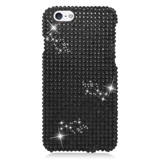 Insten Hard Snap-on Diamond Bling Case Cover For Apple iPhone 6/ 6s