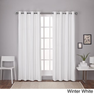 White Window Treatments - Overstock.com Shopping - Frame Your Windows